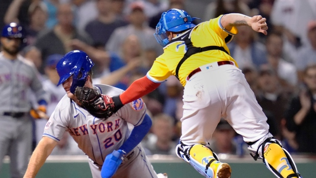 WATCH LIVE: Mets vs. Red Sox