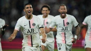 French leader PSG relies on another late winner
