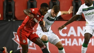 TFC dispatches York United FC in Canadian Championship quarters