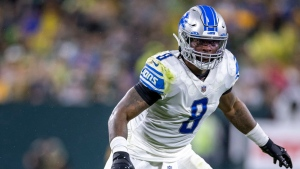 Campbell confirms Lions looking to trade Collins