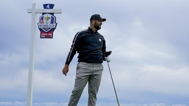 Topsy-turvy '21 gives Rahm perspective at Ryder Cup