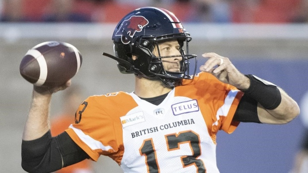 Surging Lions look to grab first in West vs. Riders on TSN