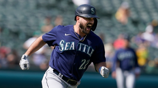 Bassitt returns but Mariners beat A's for four-game sweep