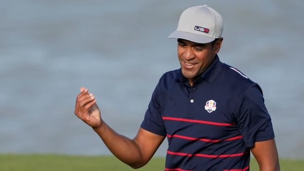 U.S. surges to 6-2 lead over Europe at Ryder Cup