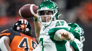 CFL Inside the Numbers: Expect Riders to bounce back in Week 10