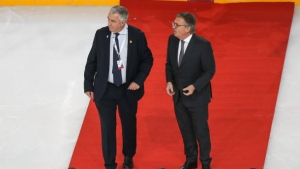 French hockey official Tardif elected IIHF president