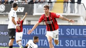 Third generation Maldini scores as AC Milan tops Spezia