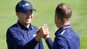 USA leads 11-5 going into Sunday singles at Ryder Cup