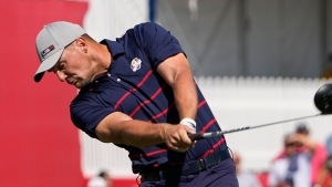 DeChambeau eliminated in quarterfinals of long drive world championships