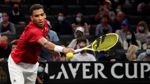Auger-Aliassime out at Indian Wells, drops match to Ramos-Vinolas