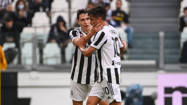 Dybala off injured as Juventus labors to win over Samp