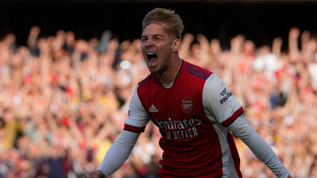 Arsenal humiliates Spurs, seasons head in opposite direction