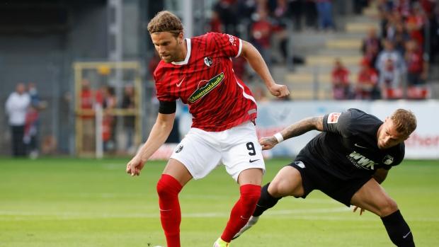 Freiburg wins its last game at Black Forest stadium
