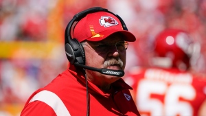 Chiefs coach Reid taken to hospital after Sunday's loss