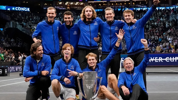 Team Europe wins fourth straight Laver Cup title
