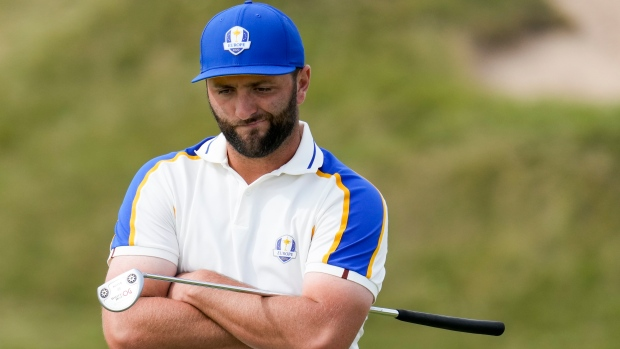 The likely end of an era for Europe at the Ryder Cup arrived -- and it wasn't pretty