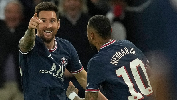 Messi scores superb first goal for PSG in win against City