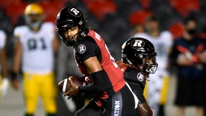 Evans, Redblacks look to get back on track in Hamilton against Ticats