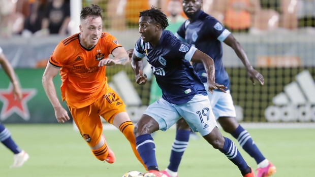 Whitecaps, Dynamo play to a scoreless draw