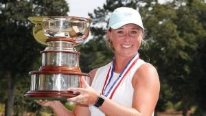 Brock wins six straight holes, takes US Women's Mid-Am crown