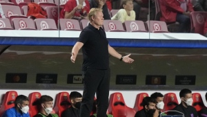 Koeman on firing rumours: 'They are probably true'