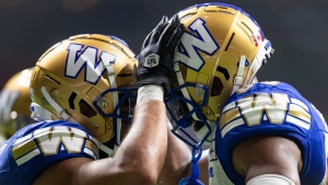 Blue Bombers can clinch West Division title with victory over Lions