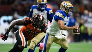 Naylor's Kickoff: Blue Bombers a model of consistency