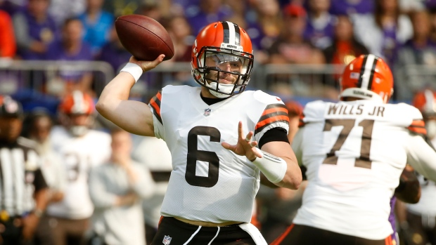 Mayfield: 'Absolutely' possible he could face Steelers