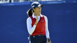Boutier rallies with a 63 to win ShopRite LPGA