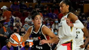Mercury's Nurse (ACL) out for remainder of the season