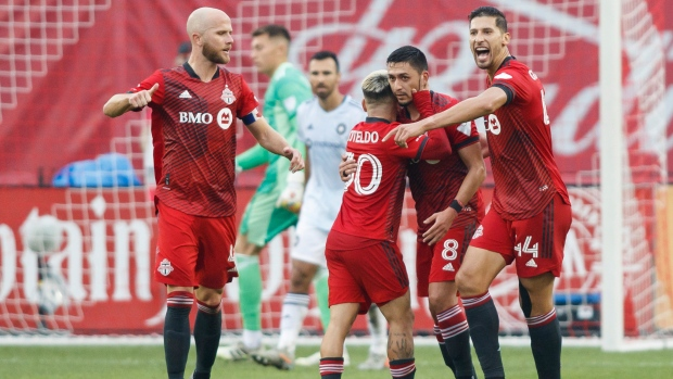 Soteldo on the mark as TFC rallies to defeat Fire