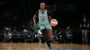 Liberty's Onyenwere named WNBA's 2021 Rookie of the Year