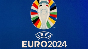 Germany unveils logo for soccer's Euro 2024 tournament