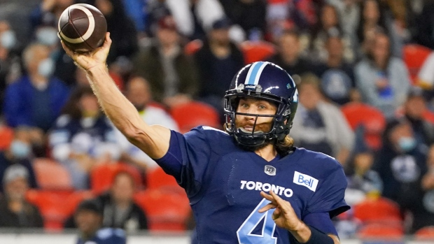 CFL Inside the Numbers: Argos positioned to open lead on Als Friday night