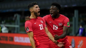 Osorio, Canada draw Mexico at Azteca for important point in WC qualifying