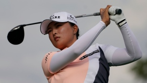 Ko leads, Henderson five back at foggy Founders Cup