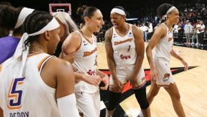 Mercury beat Aces to advance to WNBA Finals
