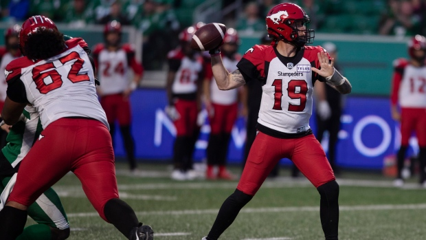 Last-second field goal gives Stamps thrilling win over Roughriders
