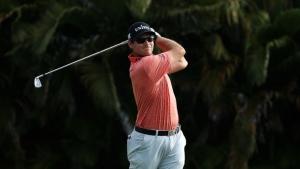 Schenk leads, Hadwin four back in Vegas