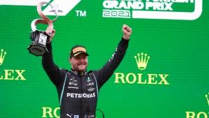 Bottas wins Turkish GP, Verstappen reclaims title lead