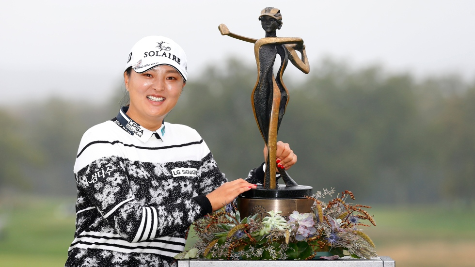 Ko gets wire-to-wire win at Founders and ties Annika record