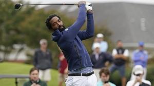Ex-NBA guard Smith makes tournament debut as college golfer