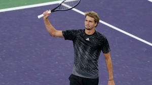 Upsets rule 4th round at Indian Wells; Swiatek, Murray out