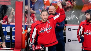 Ovechkin scores twice to pass Dionne; Caps beat Rangers