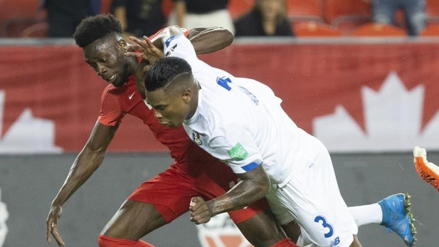 Canada says spitting incident triggered bad blood in win over Panama