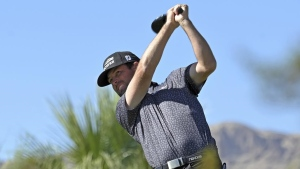 Streb leads a day of low scoring in CJ Cup