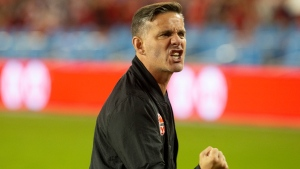 Herdman marvels at Davies goal but says more work to be done to get to World Cup