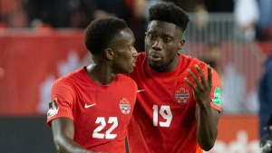 Canada's Laryea confirms Panama player spat at him during BMO Field game