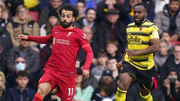 Salah's latest stunner caps Liverpool's win at Watford