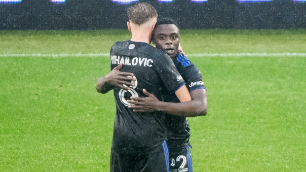Ibrahim's late marker earns point for Montreal